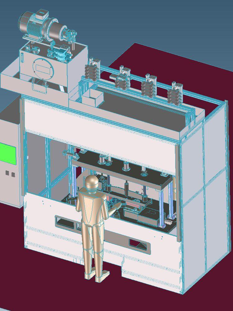 Sondermaschine_CAD